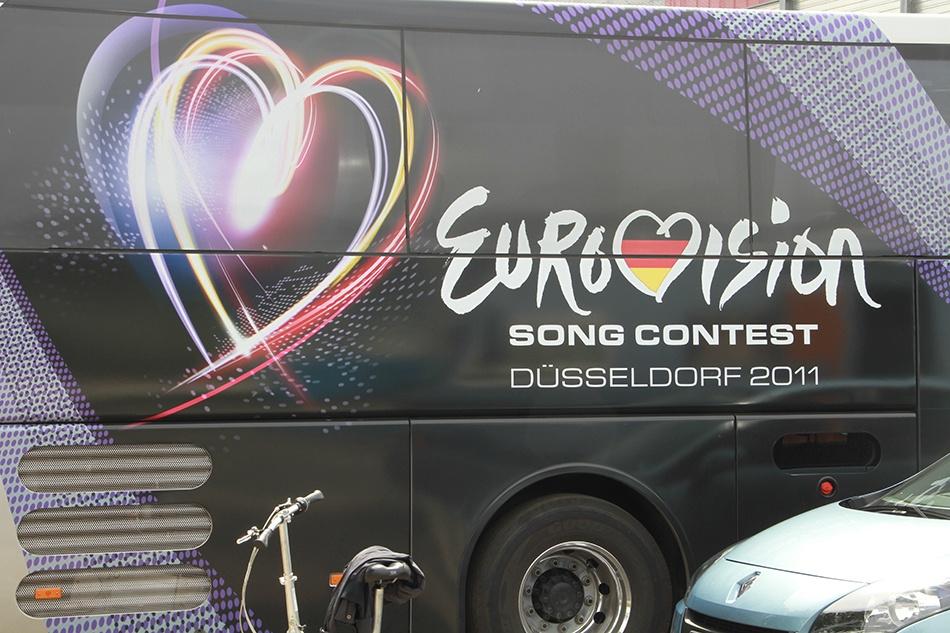 Spektakuläres SingPause-Event zum Eurovision Song Contest 2011