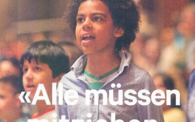 SingPause an 80 Prozent der Düsseldorfer Grundschulen