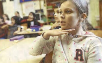 SingPause: Grundschüler lernen spielerisch Gesang