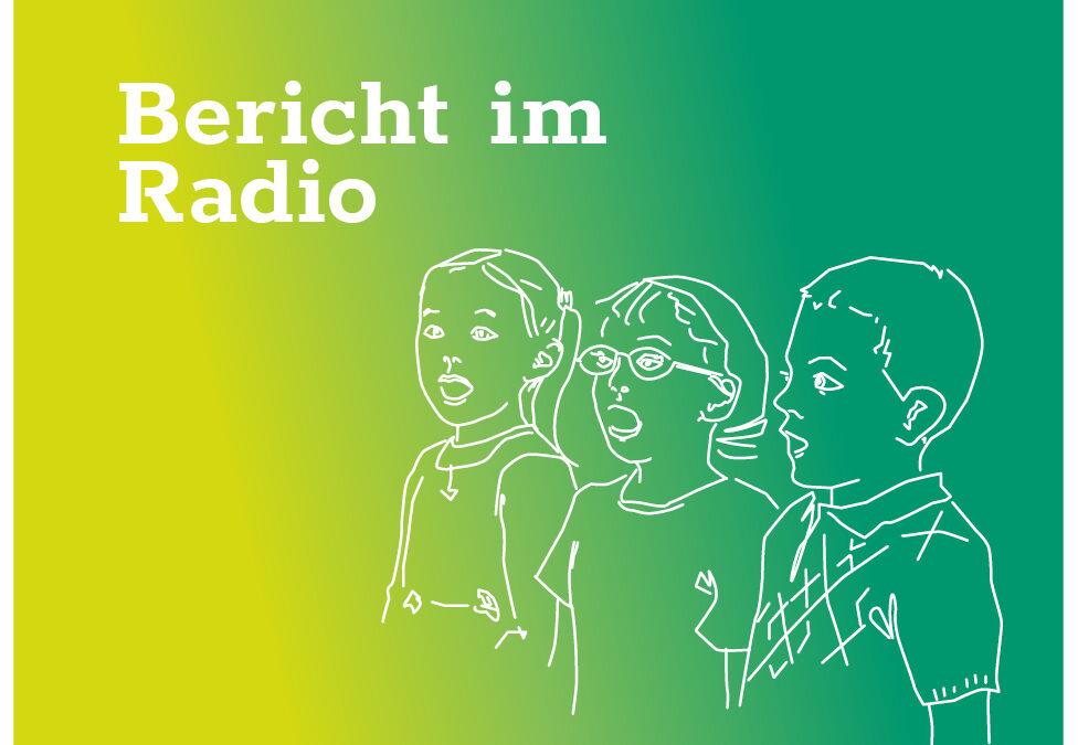 Deutschlandfunk berichtet über das erfolgreiche Bildungsprojekt
